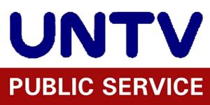 UNTV (Philippines) - Image: UNTV Public Service logo