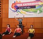 USAID supports celebration of IDAHOT Day 2014 in Hanoi (14216465983).jpg