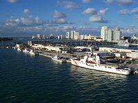 USCGS Valiant (WMEC-621) Miami