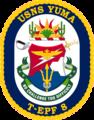 USNS Yuma Coat of Arms.png