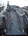 USS Abraham Lincoln (CVN-72) dry dock 1990.jpg