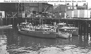 USS <i>Elsie III</i> (SP-708)
