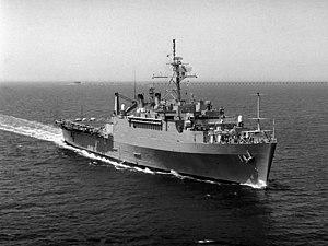 USS Raleigh LPD-1