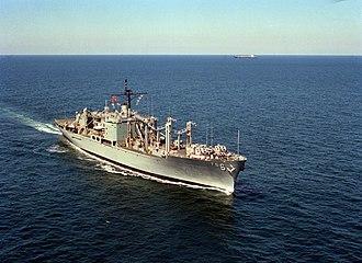 USS San Diego (AFS-6) - USS San Diego (AFS-6)