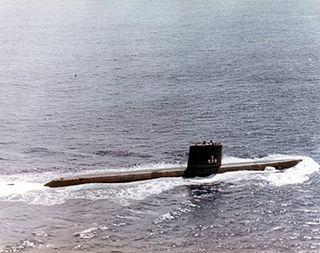USS <i>Swordfish</i> (SSN-579)