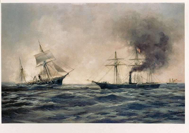The Ship Model Forum • View topic - Sloops CSS Alabama and