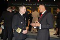US Navy 090325-N-4104L-032 Vice Chief of Naval Operations Adm. Patrick M. Walsh and Carl B. Mack, executive director of the National Society of Black Engineers, discuss the Navy's participation in the National Society of Black.jpg
