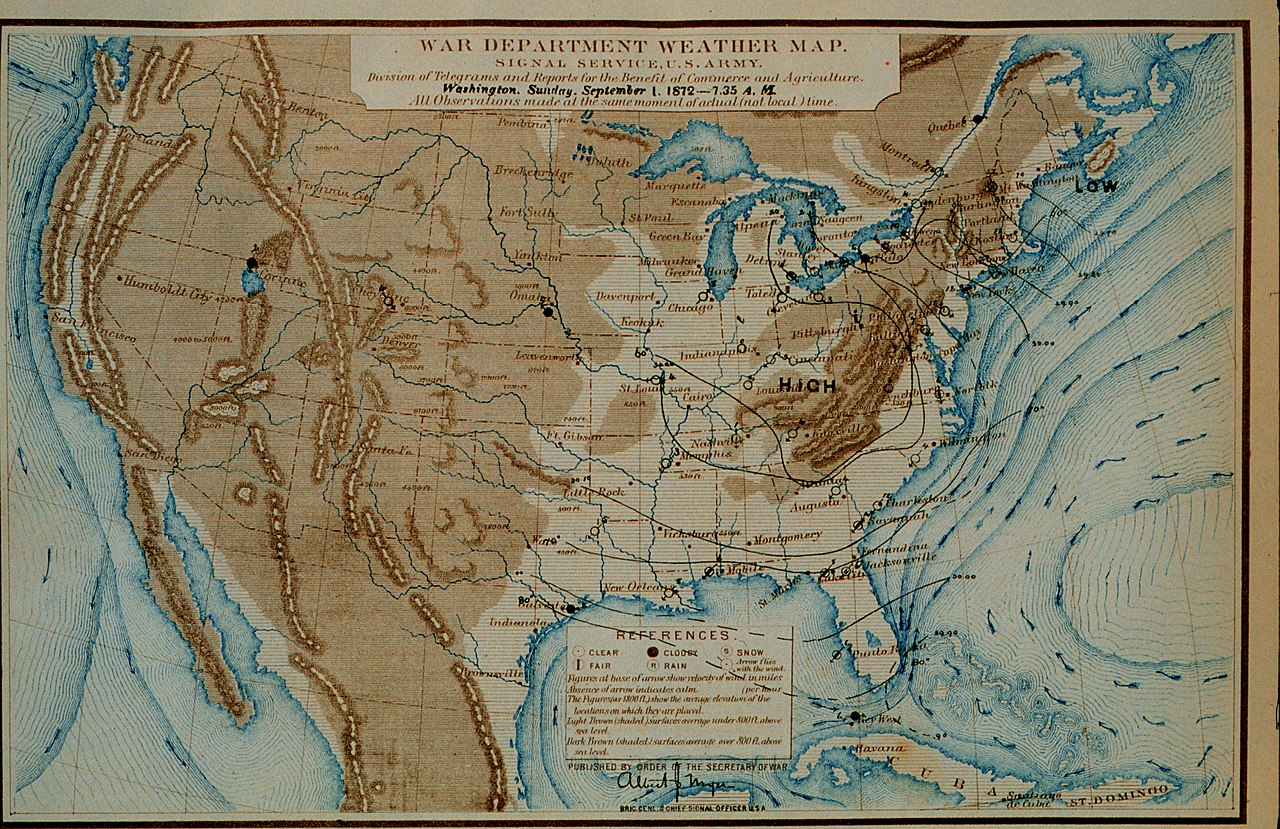 FileUS Weather map from 1872jpg Wikimedia Commons