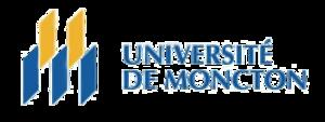 Université de Moncton École de droit - Image: U moncton logo