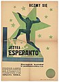 Uczymy się języka esperanto. Początek kursów w październiku r.b.jpg