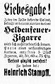 Uetersen Anzeige Heldenfeuerzigarre Aug. 1914.jpg