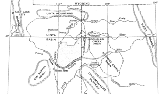 Uinta Basin basin in northeastern Utah and northwestern Colorado in the United States
