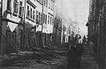 Ulica Piwna podczas obrony Warszawy we wrześniu 1939.jpg
