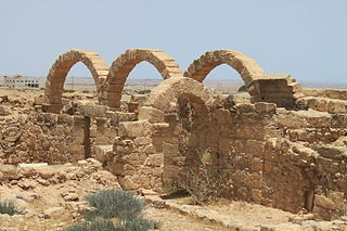Umm ar-Rasas Jordanian archeological site