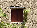 Una ventana, Isla de Alicudi, Islas Eolias, Sicilia, Italia, 2015.JPG
