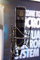 Unidentified condenser microphone (PreSonus ?) 1 - 2014 NAMM Show (by Matt Vanacoro).jpg