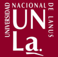 Universidad Nacional de Lanús logo.png