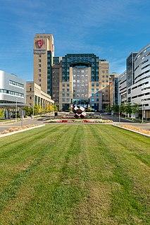 University Hospitals of Cleveland Hospital in Ohio, United States