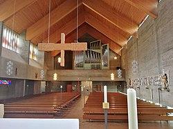 Unterdeufstetten, kath. Kirche, Orgel (9).jpg