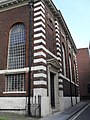 Unused entrance to St Benet Paul's Wharf - geograph.org.uk - 1801937.jpg