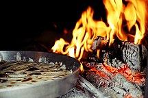 Kosovo-Cuisine-Ushqim Tradicional Flija