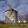 Větrný mlýn, Ostrov u Macochy, okres Blansko (02).jpg