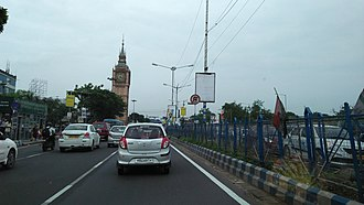 VIP Road, Kolkata - VIP road
