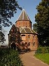foto van Het Valkhof Sint Nicolaaskapel Barbarossa-ruïne