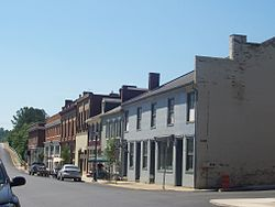 Valley Street, Scottsville,Virginia