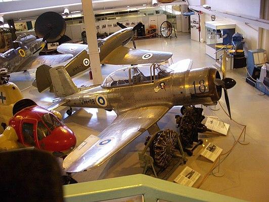 Finnish Airforce Museum