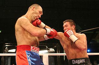 Nikolai Valuev - Valuev vs. Chagaev, 2007