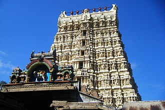 Shiva Temples of Tamil Nadu - Papanasam, Tirunelveli