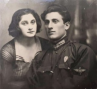 Varlam Urdia Soviet bomber and fighter pilot