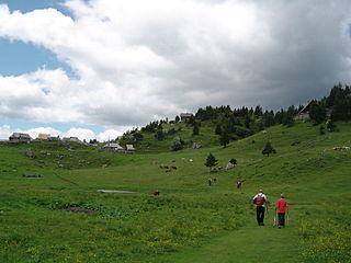 Velika Planina Ski Resort ski resort in Slovenia