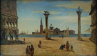 Venise, la piazzetta