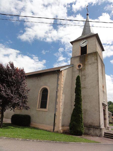 Verdenal (M-et-M) église