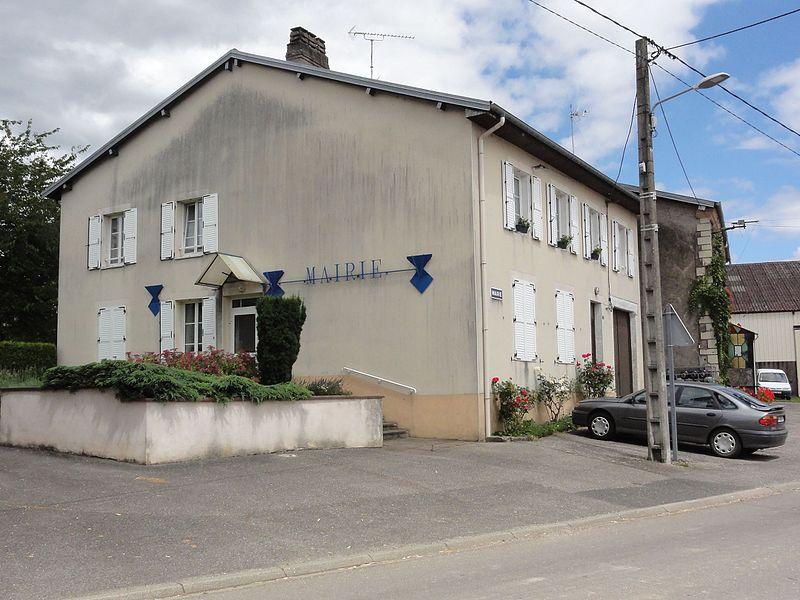 Verdenal (M-et-M) mairie