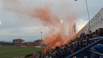Veria F.C. - Image: Veria Vs Asteras