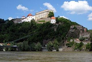 Veste Oberhaus fortress