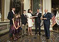 Vice President Pence Swears in Ambassador Hagerty at a Ceremony in Washington (36085987531).jpg