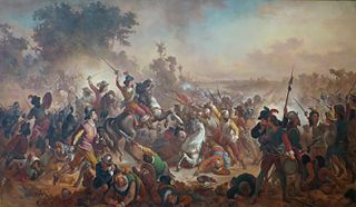 Second Battle of Guararapes Battle between the Dutch and Portuguese troops