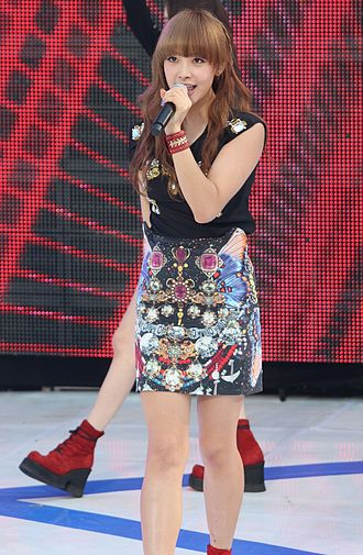 Victoria Song - Image: Victoria Song at the M Super Concert 2012 06