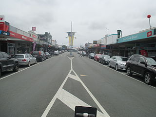 Dargaville Place in Northland Region, New Zealand