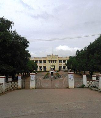 Tirumakudal Narsipur - Vidyodaya College