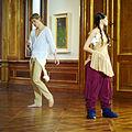 Vienna State Ballet dancers Maria Yakovleva and Kirill Kourlaev - Belvedere, Vienna - 1 January 2012 - (1).jpg
