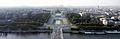 View from the Eiffel Tower. Palais de Chaillot, Paris - panoramio (1).jpg