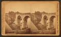 View in Fairmount Park. New York R.R. bridge, by Hemple, A. H. (Alfred H.).png