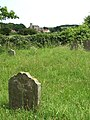 View northeasterly across churchyard - geograph.org.uk - 840868.jpg