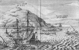 Tafahi - Dutch sailors Willem Schouten and Jacob le Maire were the first Europeans to see Tafahi and Niuatoputapu in 1616.