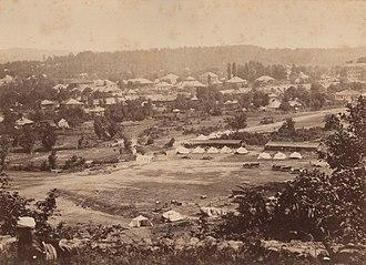 Ozurgeti - Ozurgeti in 1878.